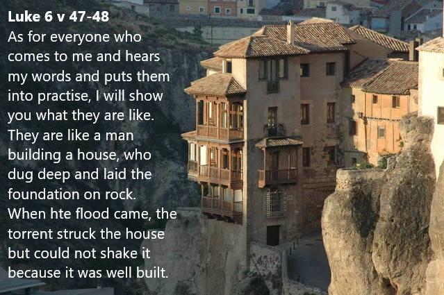 Luke 6 47-48